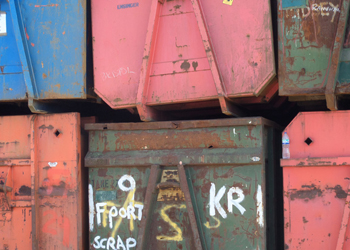 Buying SecondHand Bulk RORO Containers